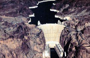 Hoover Dam, 1970